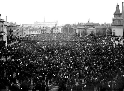 General strike 1905, Tampere