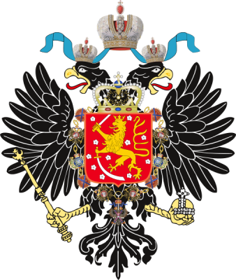 Coat of arms, Grand Duchy of Finland.