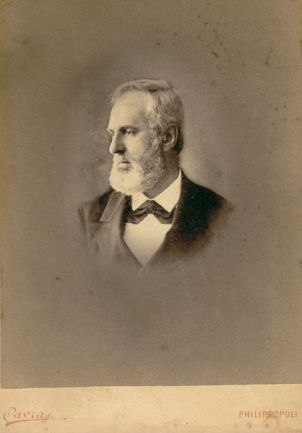Alexander Bogoridi, Governor-General of Eastern Rumelia.