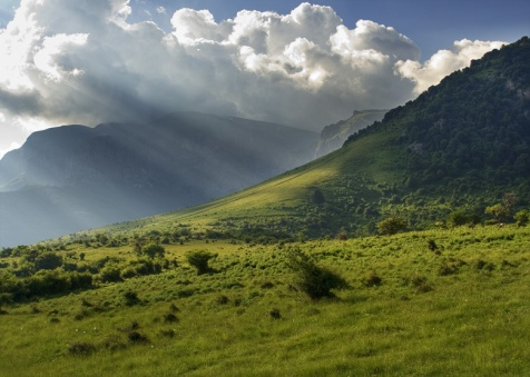 Central Balkan Mts.