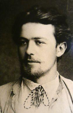 Anton Chekhov ub 1889.
