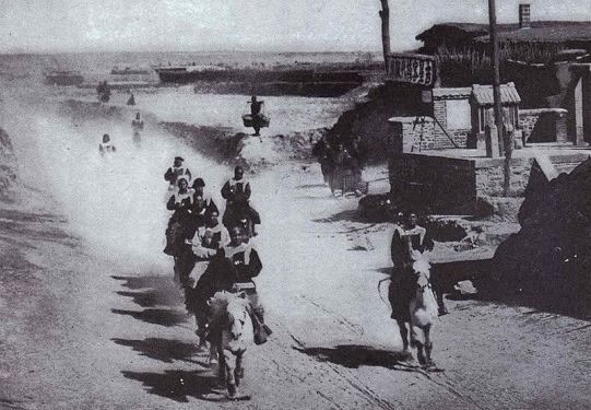 The Honghuzi were just as irksome during the Russo-Japanese War as during the Boxer Uprising.