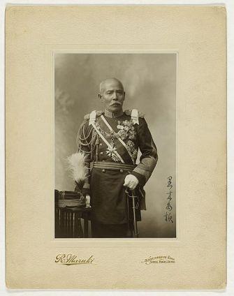 General Kuroki Tamemoto.