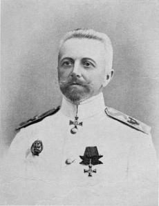 Prince Pavel P. Ukhtomsky, Rear-Admiral.