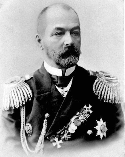 Admiral  Rozhestvensky.