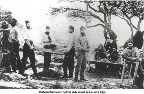Prospectors on Colesberg Kopje.