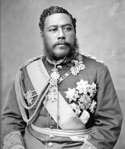 King David Kalakaua.