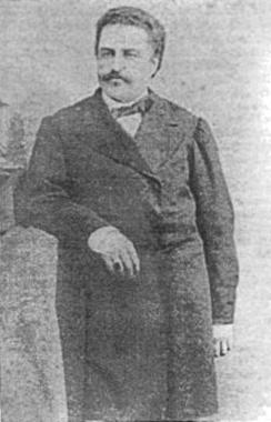 Celso Cesare Moreno.