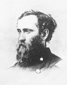 U..S. Minister Gen.  James Comly, a Civil War veteran.