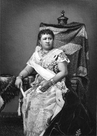 Queen Kapiolani.