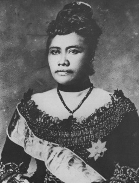 Lili'uokalani, the last monarch of Hawaii.