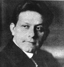 Hans Carossa, 1912.