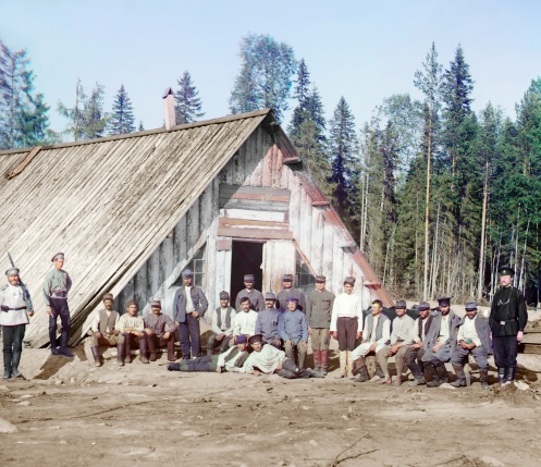 After the tide turned: Austro-Hungarian prisoners in Russia.