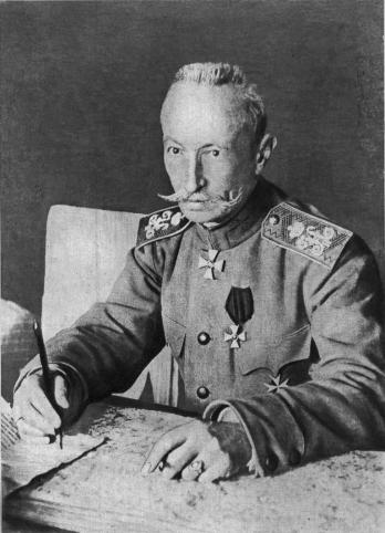 Aleksei Brusilov.
