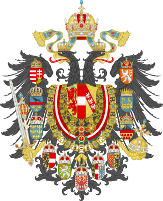 Austria-Hungary coat of arms.