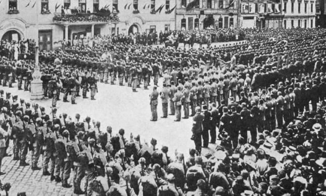 Kreisler's battalion.