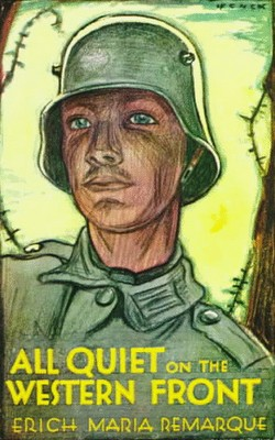 the shock value in all quiet on the western front by erich maria remarque All quiet on the western front notes by erich maria remarque  remarque writes in the epigraph that his book will describe the men who were  shell-shock, and.
