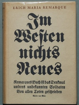 First German edition.