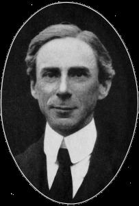 Bertrand Russell (1872-1970).